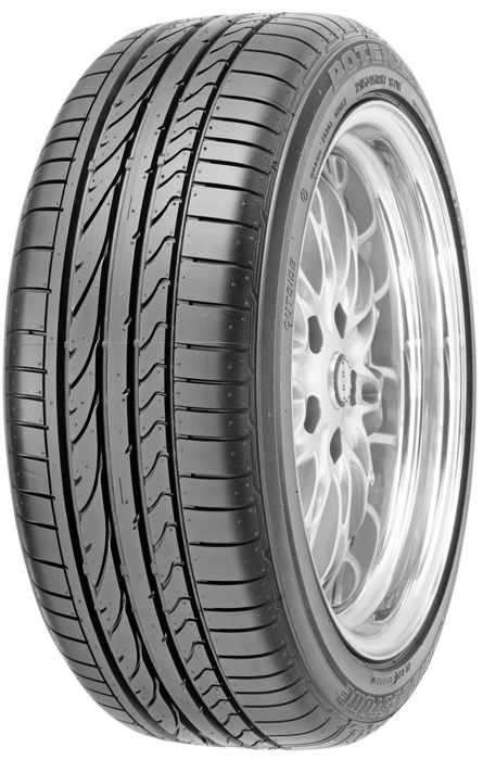 Bridgestone Potenza RE050 A 245/40 ZR18 93W Run Flat *